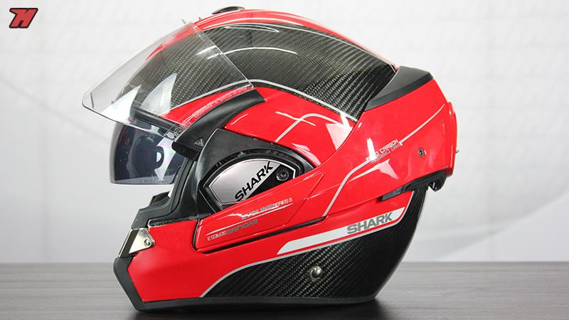 c9b2f544100f9 Los 5 mejores cascos abatibles de fibra · Motocard