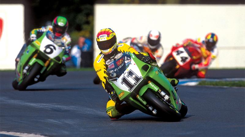 Scott Russell 1993