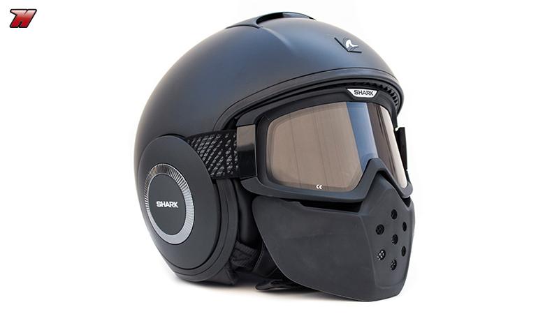 9f051e14d3def Shark helmets comparison  Vancore versus Raw · Motocard