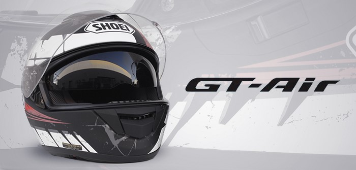 SHOEI GT-Air, sporty genes for a touring helmet