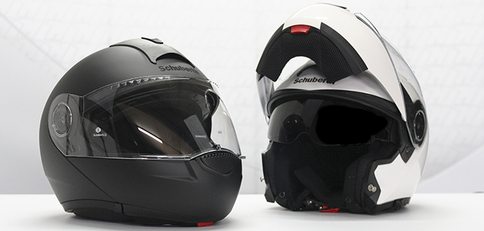 Schuberth C3 Basic, el abatible deportivo