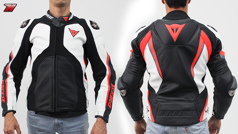 Review Dainese Super Rider The Most Sportive Jacket