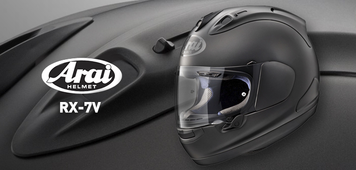 Arai RX-7V, the last Arai's evolution