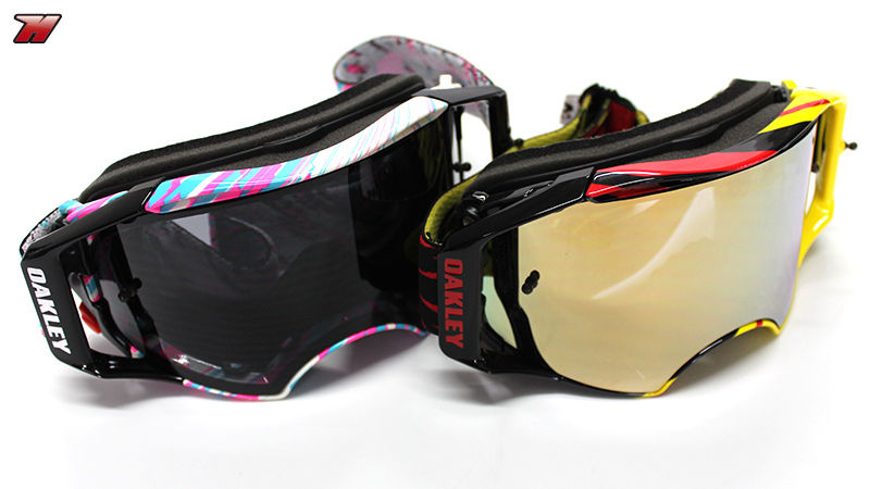 Oakley Airbrake Mx >> Review Oakley Airbrake Mx Next Level In Mx Goggles Motocard