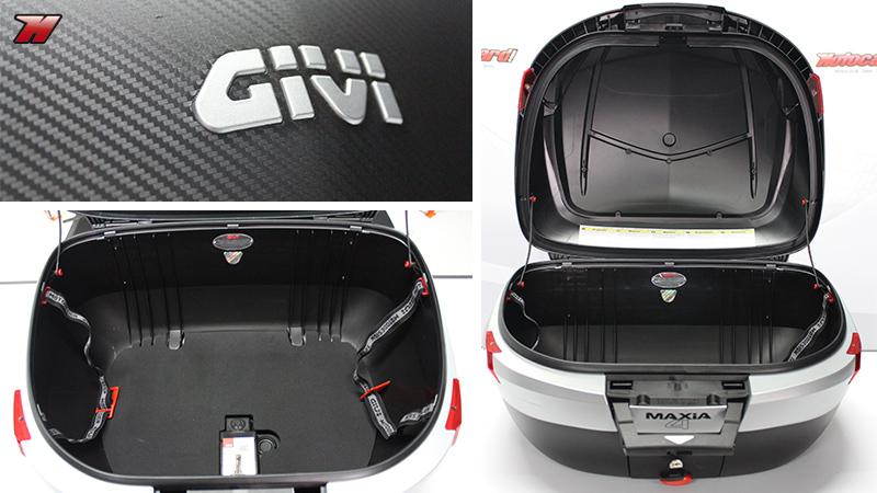 Givi V56 Monolock baúl