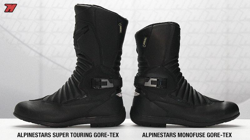 Alpinestars Super Touring Gore-Tex