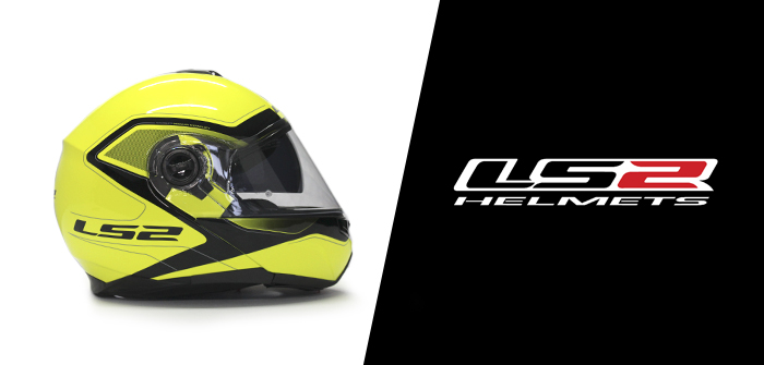 LS2 FF325 Strobe, a modular helmet at an incredible price