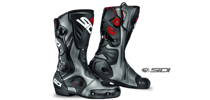 SIDI Roarr, roar on the road and on the track