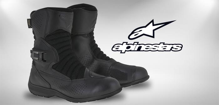 Alpinestars Multiair XCR Gore-Tex, las botas touring de verano