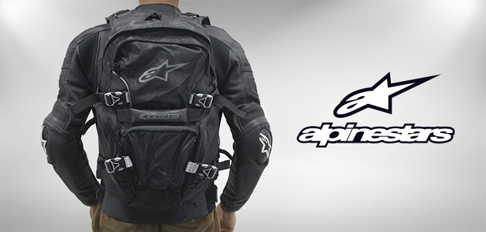 Alpinestars Force, the comfortable and versatile bag