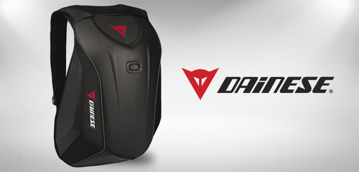 Dainese D-Mach, the rigid and sporty backpack