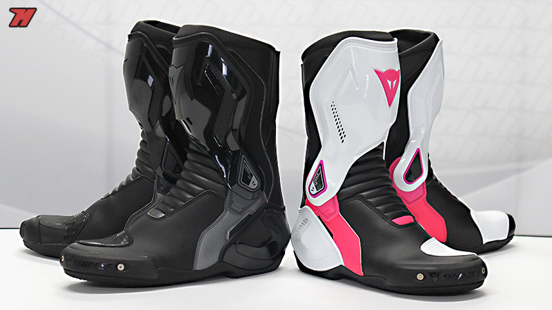 Review: Dainese Nexus Nexus Lady, sporty road boots · Motocard