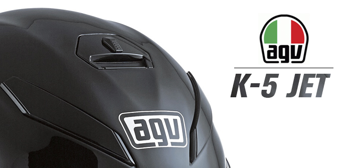 AGV K-5 Jet, open to the world