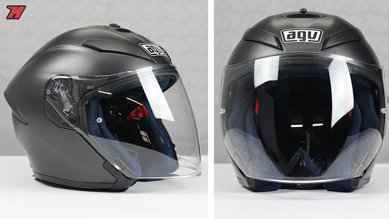 Review: AGV K-5 Jet, open to the world · Motocard