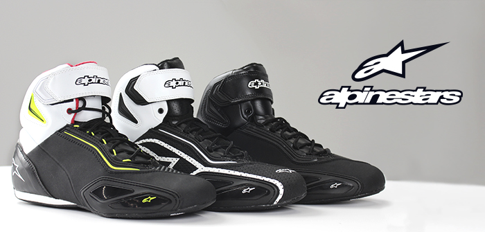 Alpinestars Faster 2 full range, urban generation