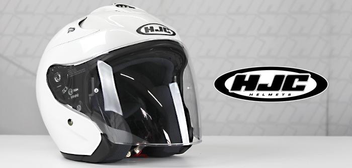 HJC FG-Jet, el casco ligero, deportivo y ventilado