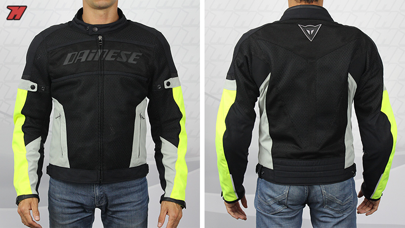 Review Dainese Air Frame Tex More Than A Vented Jacket