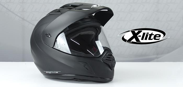 X-Lite X-551 GT, the dual helmet for everyone