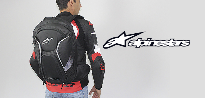 cea4fa9a038d Review: Alpinestars Tech Aero, a must have backpack · Motocard