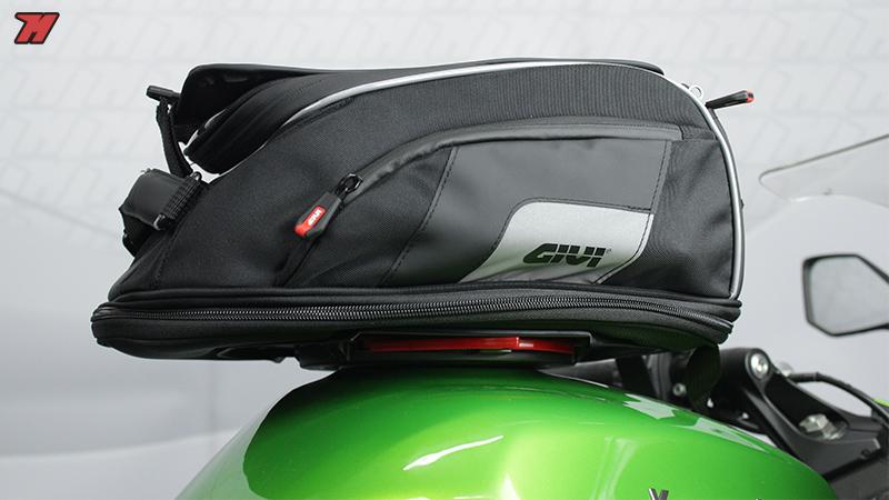 Tutorial: Cómo equiparnos para ir de vacaciones en moto
