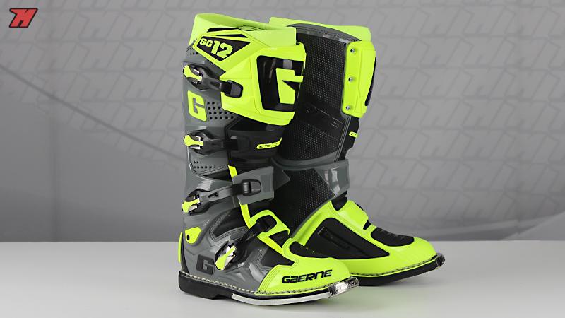 Gaerne Boots Sg12 >> Review Gaerne Sg12 Motocard