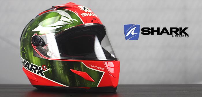 Shark Race-R Pro Sykes, embajador Kawasaki