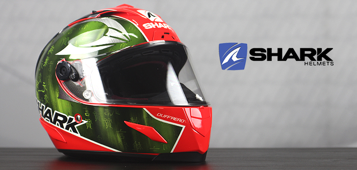 Shark Race-R Pro Sykes, Kawasaki's ambassador