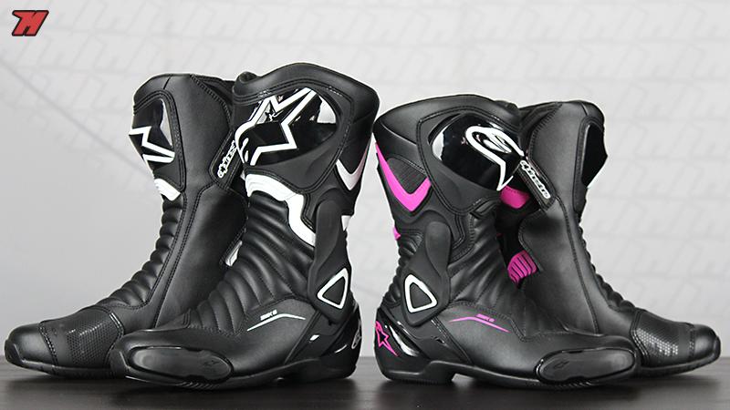 Alpinestars Astars Sm-x 6 Motorbike Motorcycle Toe Slider Black For S-MX 6 Boots
