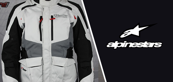 Alpinestars Andes V2 Drystar jacket and pant
