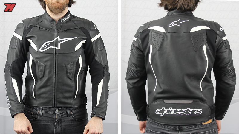 2dff5e14c29 Review  Alpinestars GP Plus R V2 jacket · Motocard