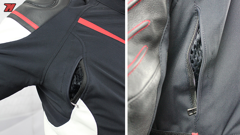 Dainese Street Master Leather Tex
