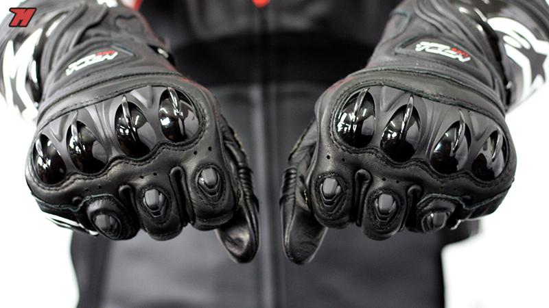 guantes gama Alpinestars racing