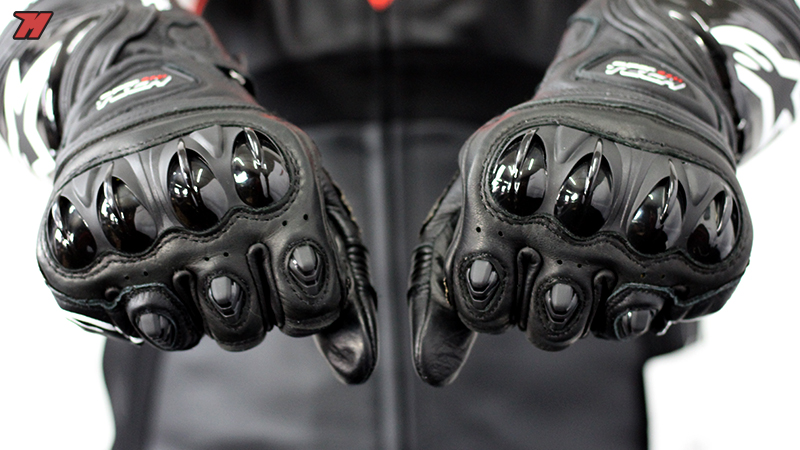 Alpinestars racing range gloves