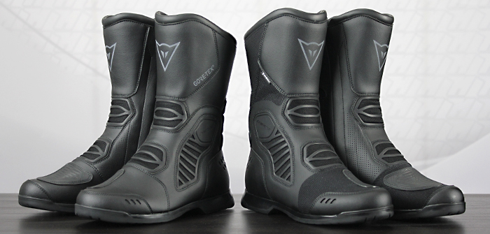 Dainese Solarys Air & Gore-Tex, Breathability and waterproofness