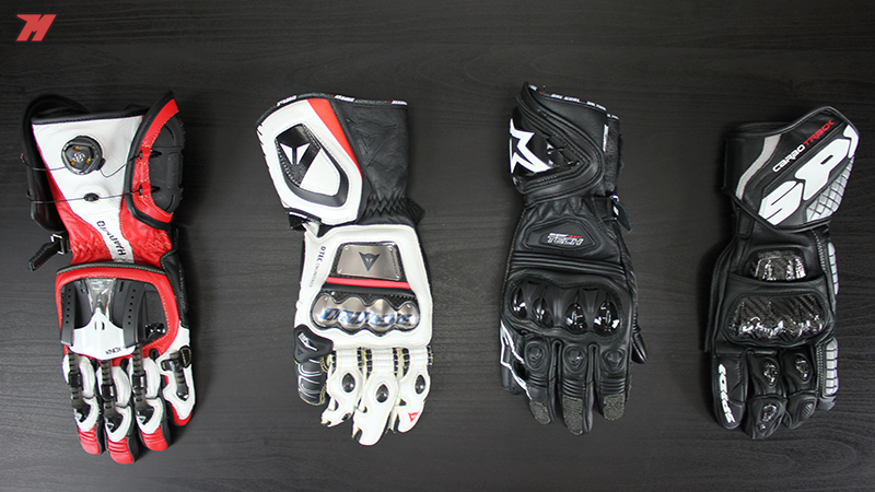 racing gloves comparative