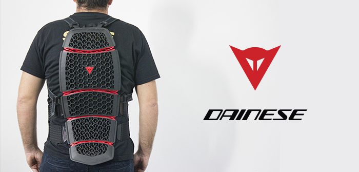 Dainese Pro-Armor, new protections