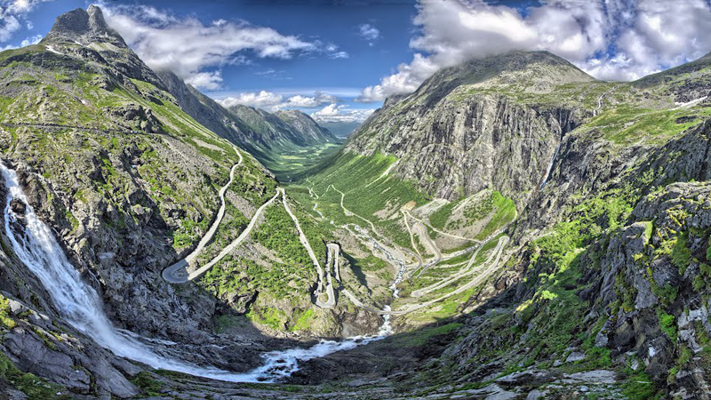 mejores carreteras mundo