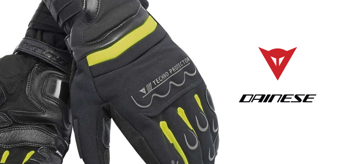 Guantes Dainese Scout 2 Gore-Tex