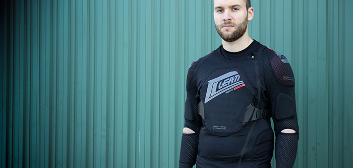 Leatt 3DF AirFit protections