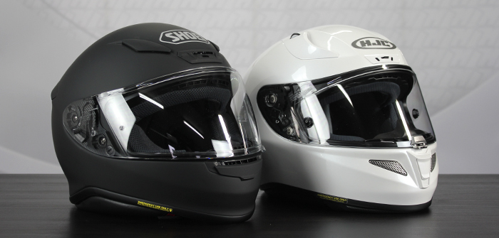 HJC RPHA 11 vs Shoei NXR