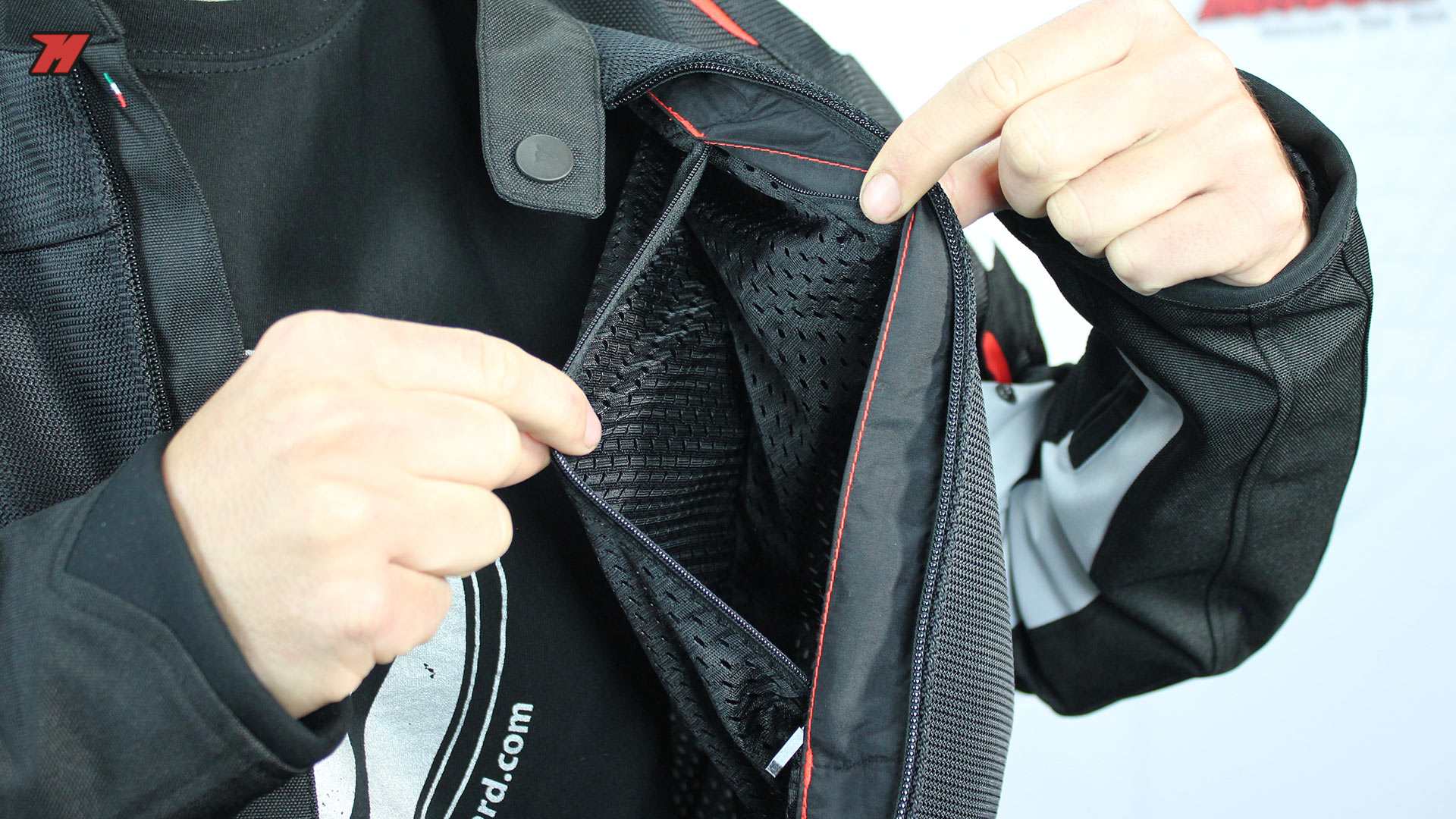 Review Dainese Air Master Tex A Jacket For Spring 183 Motocard