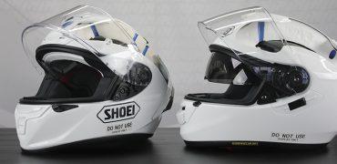 Cascos racing vs cascos sport-touring