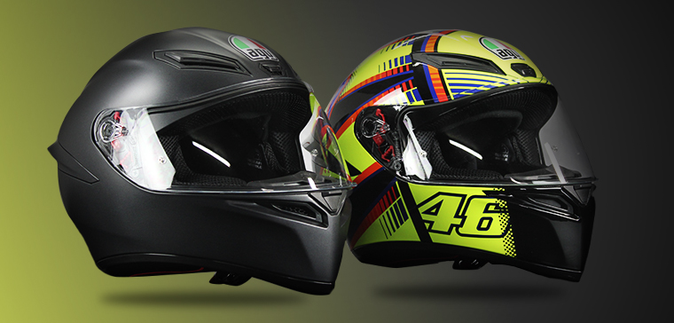 AGV K-1, good value for money and great benefits