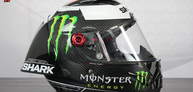 Shark Race-R Pro GP, Moto GP's technology for your head