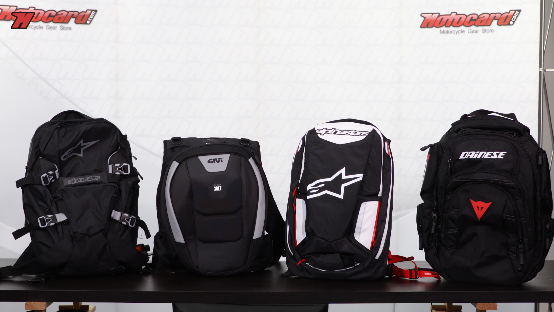 b50edf6306 The best backpacks to go by motorcycle · Motocard