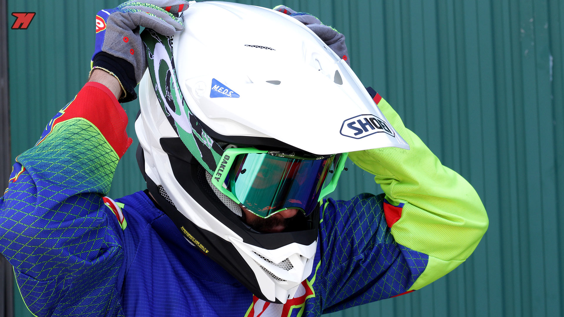 The 3 Best Motocross Helmets Of The Moment Motocard