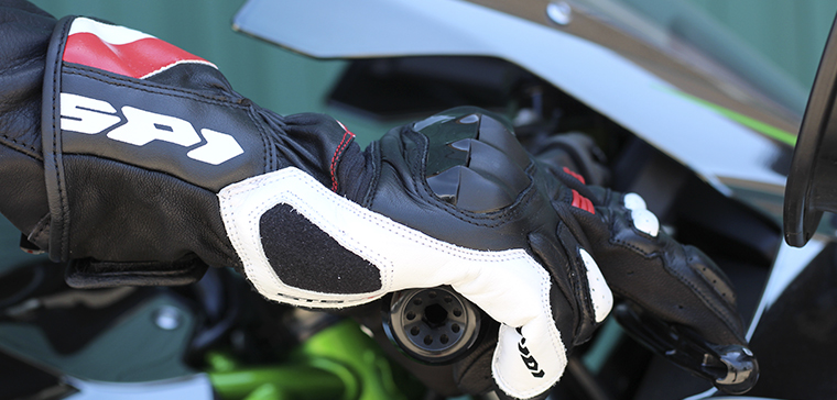 que guantes de moto comprar