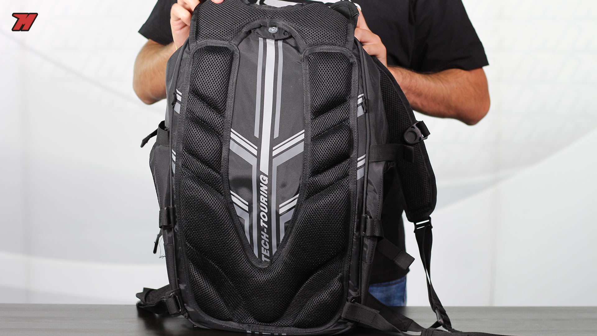31b4cf99cc0cfb The best backpacks to go by motorcycle · Motocard