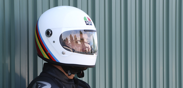AGV X3000, back to the 70's