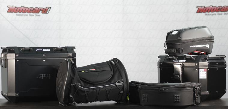 Givi suitcases